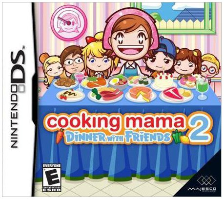 cooking mama gioco