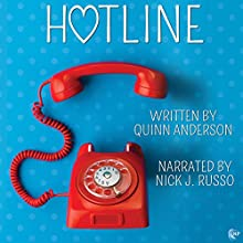 Hotline: Murmur Inc. Audiobook by Quinn Anderson Narrated by Nick J. Russo
