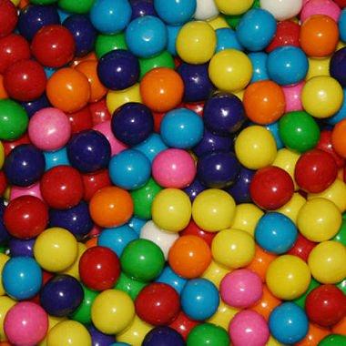 Double Bubble .5 Inch Bulk Gumballs - 21 Lbs by Dubble Bubble