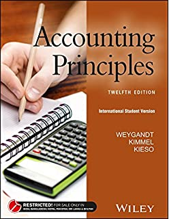 Amazon accounting principles 9781118130032 jerry j weygandt accounting principles 12th edition fandeluxe Gallery