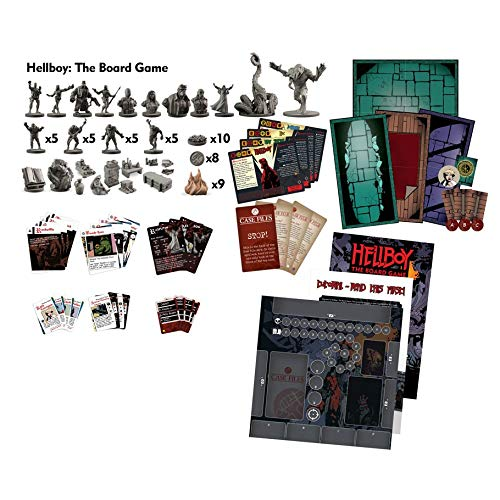 Hellboy: The Board Game Collector's Ed