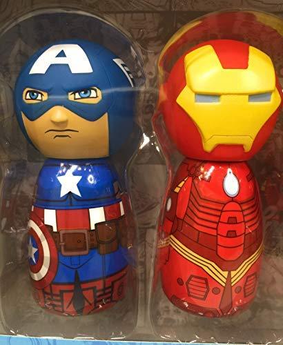 Boys Avengers Slippers Captain America Ironman Marvel Thick Cosy Non Slip
