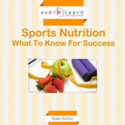 Sports Nutrition AudioLearn
