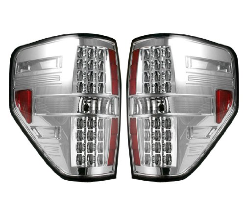 Recon 264168CL LED Tail Lights