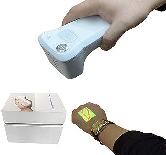 Handheld Vein Detector Infrared Vein Finder Hospital Injection Vein Locator Device Illumination Detector for Nurses