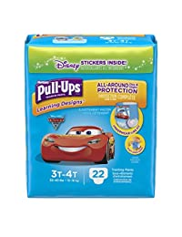 Pull-Ups Learning Designs Potty Training Pants for Boys, 3T-4T (32-40 lb.), 22 Ct. (Packaging May Vary) BOBEBE Online Baby Store From New York to Miami and Los Angeles