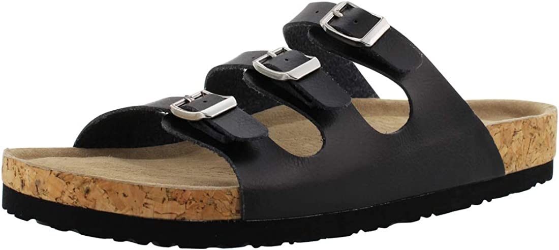 Skechers Women's Relaxed Fit Granola Nature Role Slide