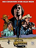 D7723 No Country for Old Men Characters Art Movie 32x24 Print POSTER