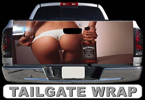Tailgate Wrap T280 JACK DANIELS Vinyl Graphic Decal for sale  Delivered anywhere in USA