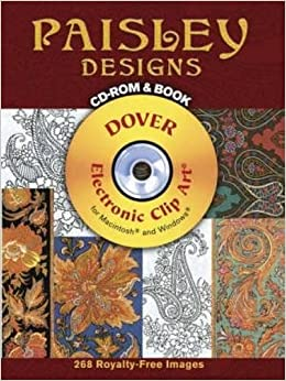 geometric motifs cd rom and book dover electronic clip art