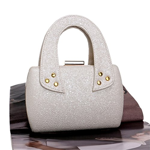 Tarde Ladies Mujeres Embrague Wedding de or la del Show Bolsos Embrague Estilo de de Business Cóctel Las Working de Femenino la Career Bolsos de Bolso señoras Fashion Club de 1 Mano Sobre 3 T4O0qvf