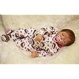 "OtardDolls Hot sale soft vinyl silicone reborn doll 22"" reborn baby doll lifelike baby doll children gifts"