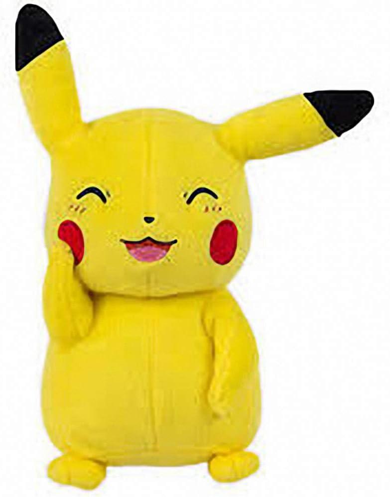 - peluche - DE Pikachu Pokemon Sonriente PICACHU 32 CMS