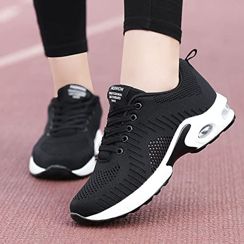 FLARUT Running Shoes Womens Lightweight Fashion Sport Sneakers Casual Walking Athletic Non Slip 14
