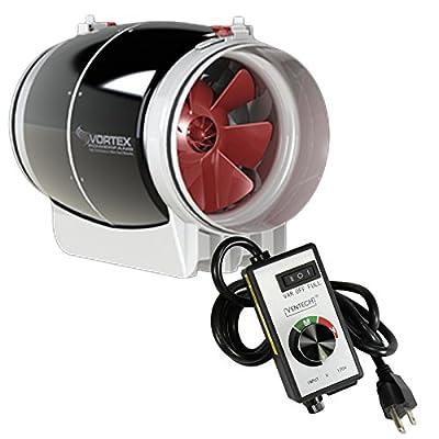 Vortex S-Line S-1000 Inline Fan 1081 CFM
