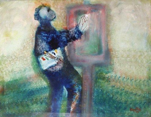 Amazon.com: The Artist I: Juan Garcia Ripolles: Fine Art