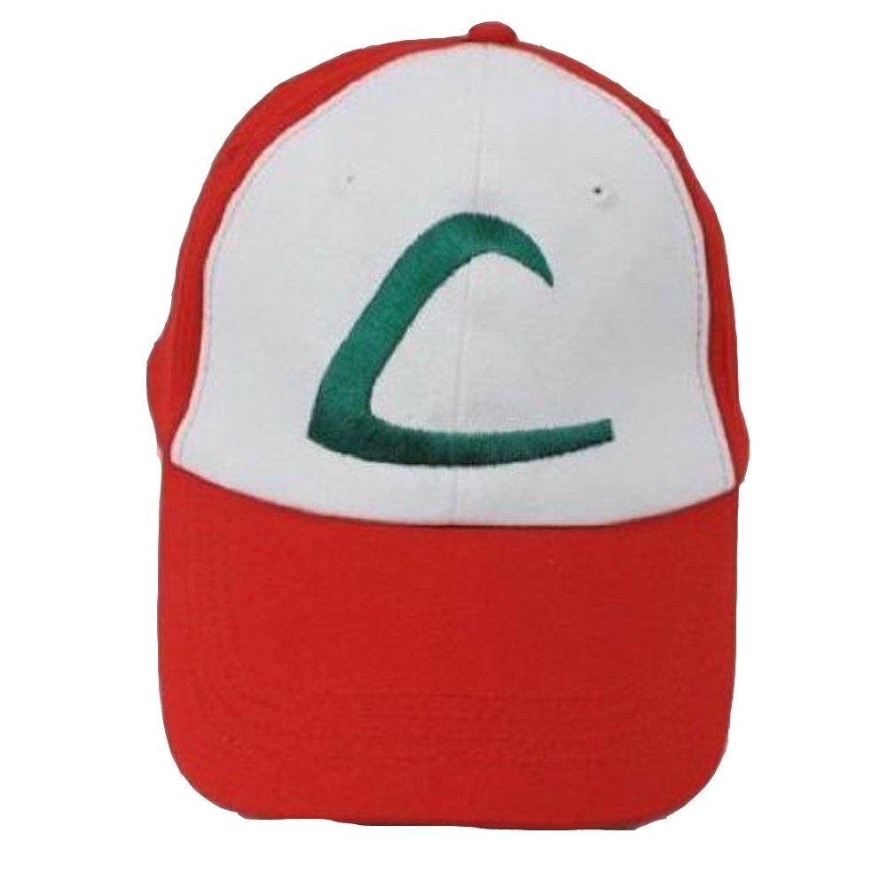 Pokemon - cappello Ash Ketchum, con ricamo, taglia unica, style A ToyMarket