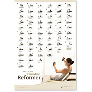 Well-Being-Matters 514EtGosyDL._SS300_ STOTT PILATES Wall Chart
