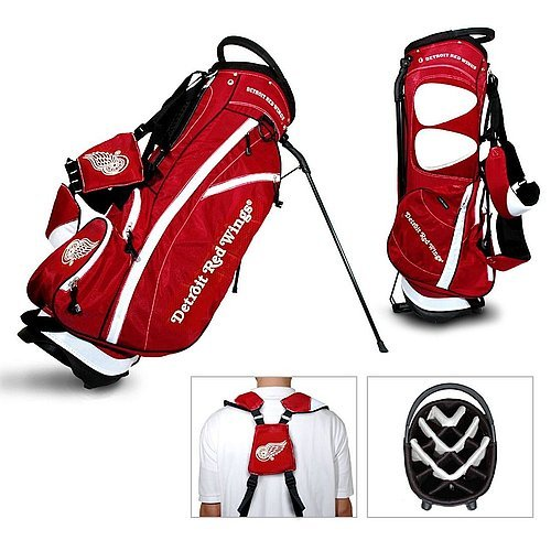 Detroit Red Wings Golf Stand Bag - Licensed NHL Hockey Me...