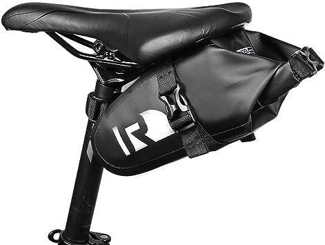 MLSice ROSWHEEL Bolsa de sillín de bicicleta debajo del paquete ...