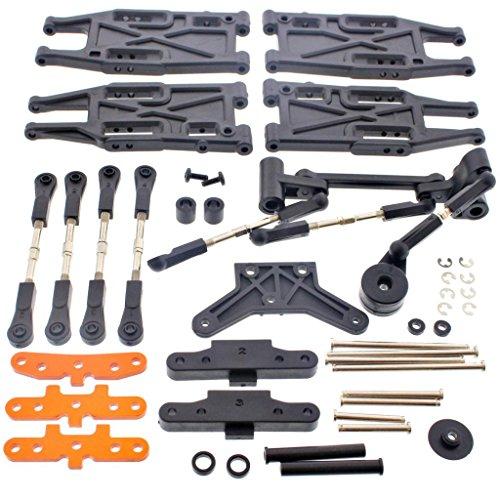 HPI 1/10 Bullet MT ST Flux * ARMS, TURNBUCKLES, HINGE PINS, MOUNTS & SERVO SAVER