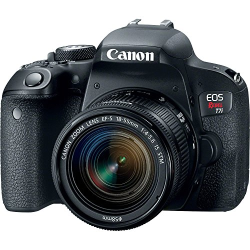 Canon-EOS-Rebel-T7i-DSLR-Camera-with-EF-S-18-55mm-f4-56-IS-STM-Lens-2Pcs-32GB-Sandisk-SD-Memory-Automatic-Flash-Battery-Grip-Filter-Macro-Kits-Backpack-50-Tripod-More