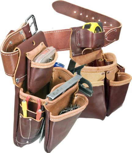 Occidental Leather 5080DB M Pro Framer Set with Double Outer Bag