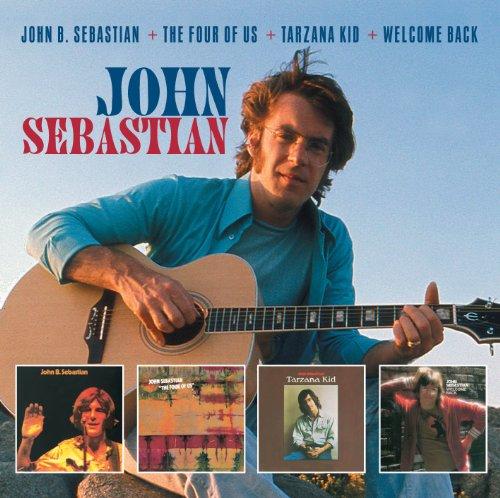 John Sebastian - Singers And Songwriters 1975-1979 [Disc 1] - Zortam Music