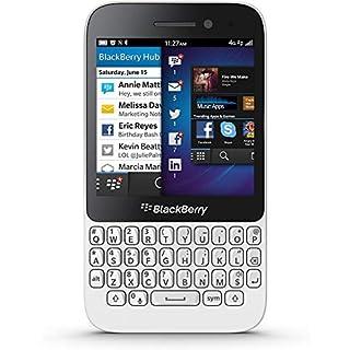 Blackberry Q5 Unlocked (Certified Refurbished) (White)