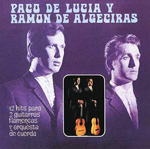 12 Hits Para 2 Guitarras Flamencas Y Orquesta De Cuerda: Paco De ...