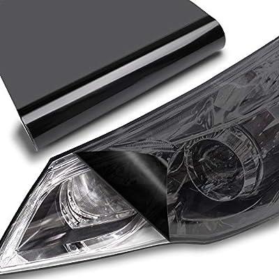 TECKWRAP Headlight Taillight Vinyl Tint Wrap 11.5