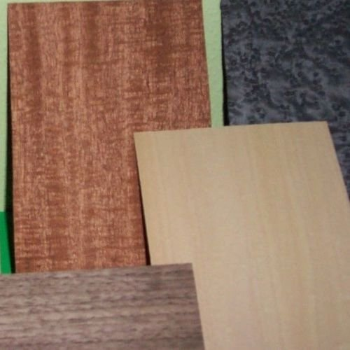 200 sq.ft. Mix Exotic & Common Wood Veneer 8 - 10 Different Types 4