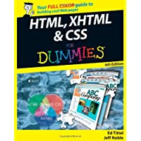 HTML, XHTML & CSS For Dummies®