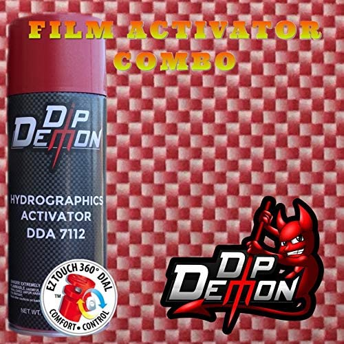 """HYDROGRAPHIC WATER TRANSFER HYDRO DIPPING DIP CARBON FIBER A FILM 1SQ 19/""""X78/"""""""