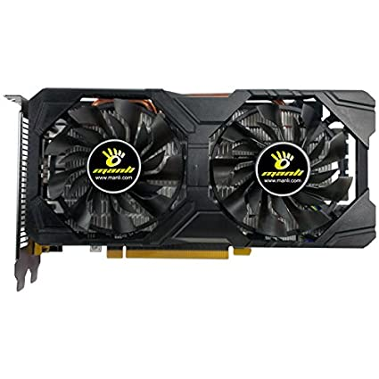 Manli GeForce GTX 1060 Twin Cooler GeForce GTX 1060 6GB ...