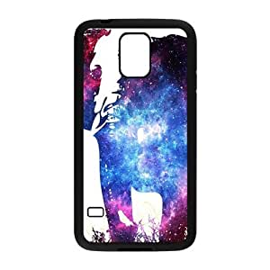 Abstract elephant and skull Cell Phone Case for Samsung Galaxy S5
