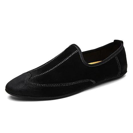 Zapatos Perezosos para Hombres 2018 Verano/otoño Nuevo Zapatos Ocasionales para Hombre/Zapatos de