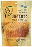 go organic hard candy - GoNaturally ORGANIC HARD CANDIES (Honey) (1 x 3.5 OZ)
