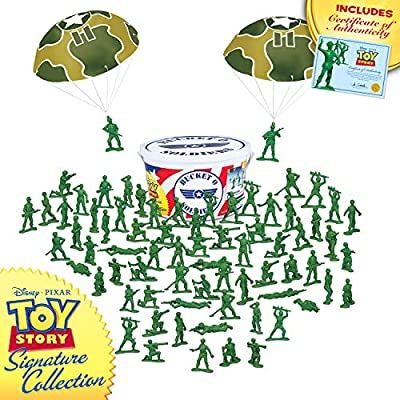 Pixar Toy Story Bucket o Soldiers: Toys & Games