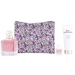 Two cultural icons and distinctive brands, Guerlain and Liberty London, unite to celebrate Mother's Day and Father's Day. Liberty London Fabrics teamed up with Guerlain to create a beautiful print for an exclusive gift set collection. Mon Gue...