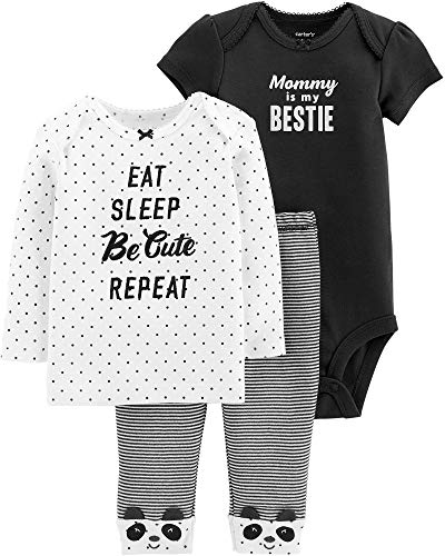 Eat, Sleep, Be Cute, Newborn Set
