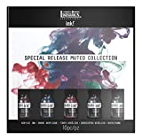 Liquitex Special Release Muted Collection, Professional Acrylic Ink! Set