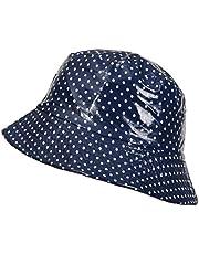 Toutacoo, Waterproof Vinyl Bucket Rain Hat