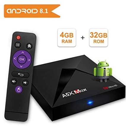 e4ff16f6c47c Android TV Box 4GB 32GB