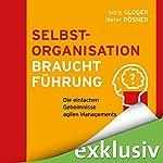 Selbstorganisation braucht Führung: Die einfachen Geheimnisse agilen Managements   Boris Gloger,Dieter Rösner