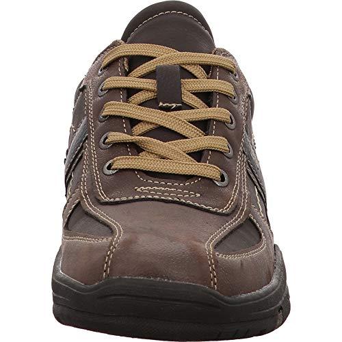 Tailor Homme Marron de Chaussures à pour Ville Tom Lacets 7fqycdq
