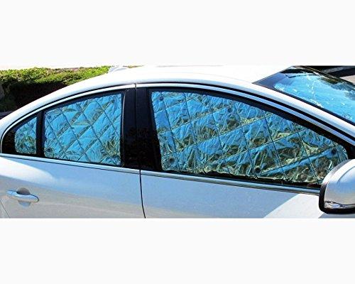 BM USA - Mercedes Benz SLK-Class SLK 250 350 55 AMG (R172) 6PC Custom Fitted All Windows Sunshades