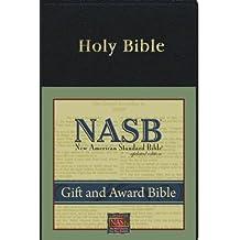 Gift and Award Bible-NASB