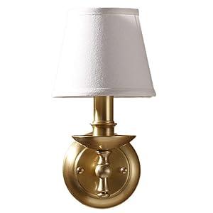 Todo El Cobre Lámpara De Pared Vintage Dormitorio Cabecera Única De Cobre Puro De Iluminación - Alumbrado De Escaleras Pasillo Nuevo Color Oro (:)
