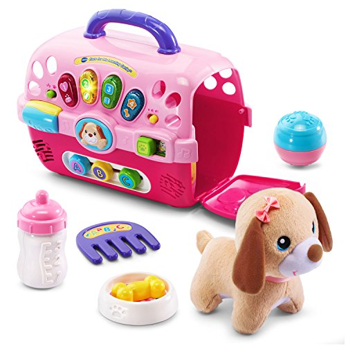 VTech Care for Me Learning Carrier Toy (Puppy Toys For Kids)